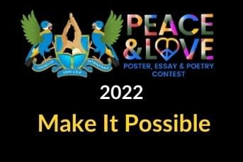 2022 Peace and love