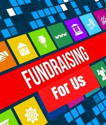 Fundraise with us