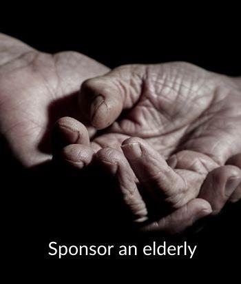 Sponsor an elderly
